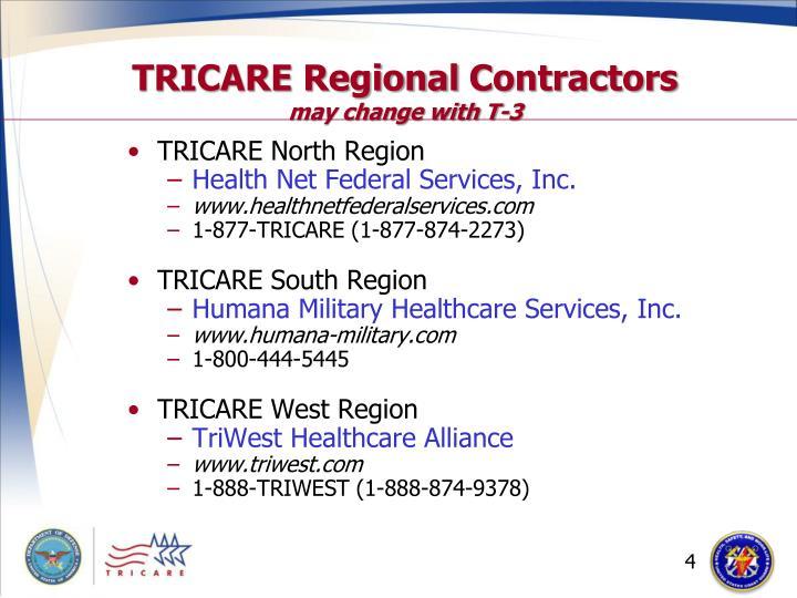 TRICARE Regional