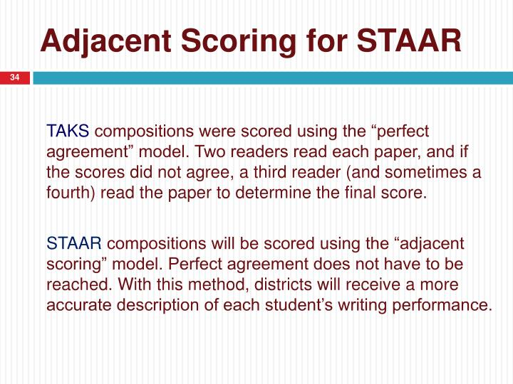 staar eoc writing template