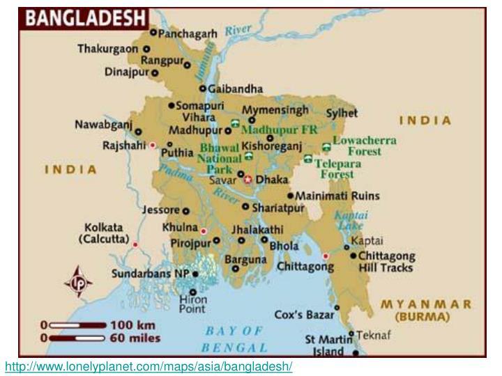 Bangaldesh