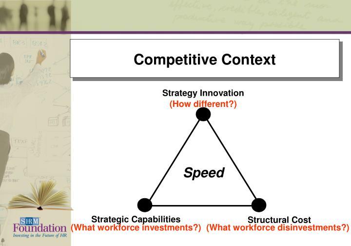 Competitive Conte