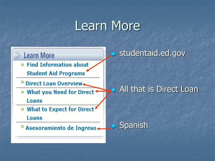 studentaid.ed.gov