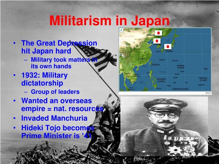 Militarism in Japan