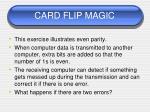 card flip magic2