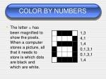color by numbers1