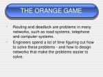 the orange game6
