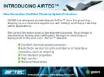 introducing airtec