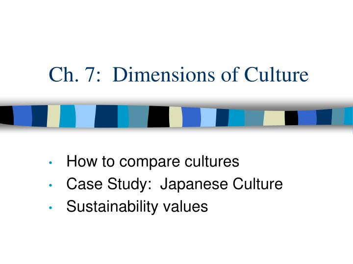 seven dimensions of culture Webex sessions – healthcare improvement scotland is a quality improvement organisation, established to advance improvement in healthcare upcoming sessions grand rounds.