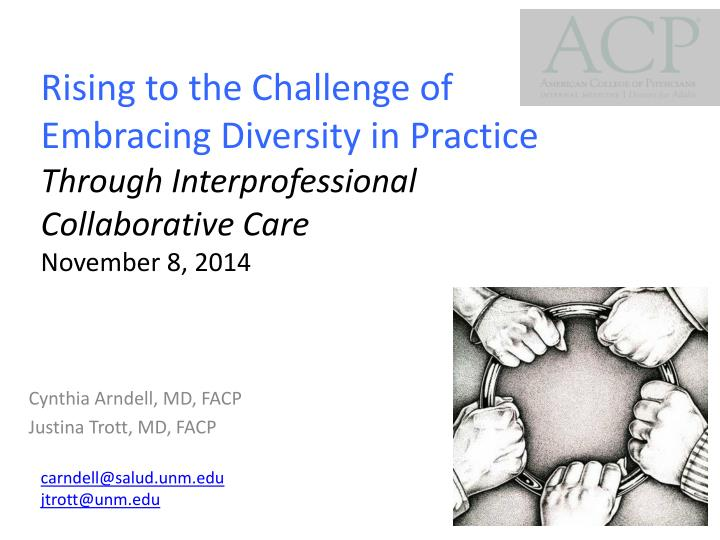 a reflection on collaborative practice interprofessional Teaching the art of collaborative practice by interprofessional practice: a collaborative integration of critical reflection to help caregivers.