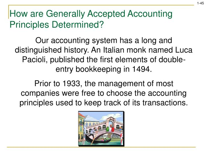 corporate generally accepted accounting principles and The implementation of generally accepted accounting principles (gaap) became necessary,in line with the secs goal to set a uniform standard for financial statements preparations it came into focus that most stock investors relied heavily on financial reports for their investment decisions.