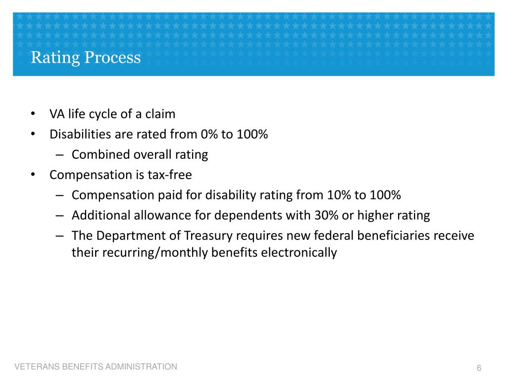 PPT - An Overview of VA Benefits PowerPoint Presentation - ID:6811271