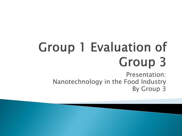 Nanotechnology PowerPoint Template Backgrounds