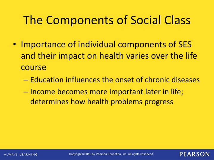 social class influence on the individual