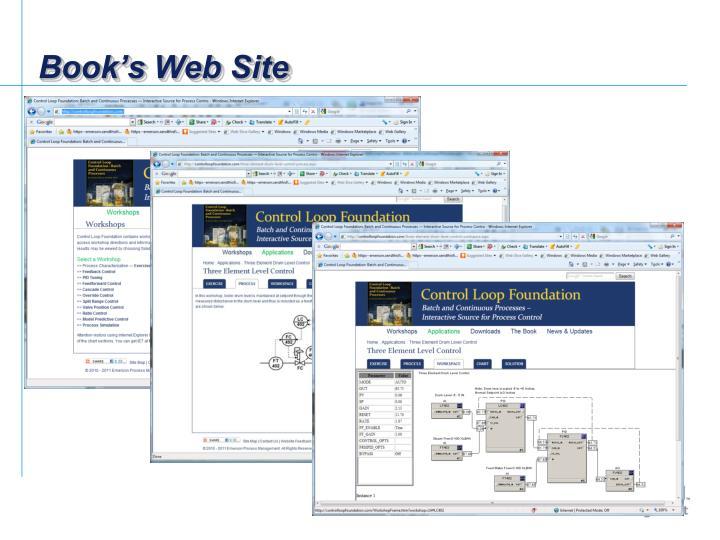Book's Web Site