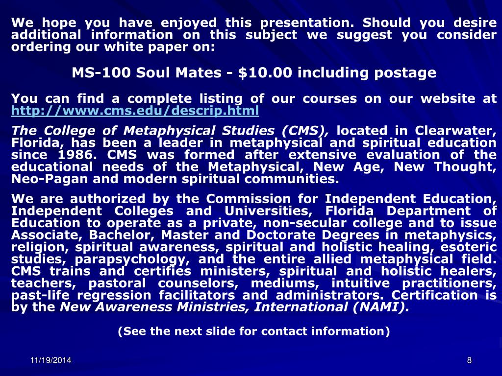 PPT - Soul Mates and Twin Flames PowerPoint Presentation - ID:6811983