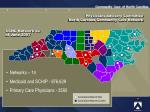 physicians advisory committee north carolina community care network