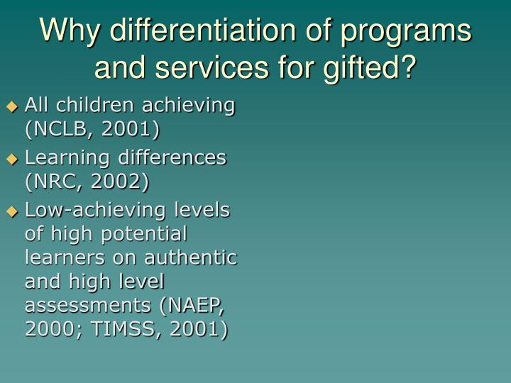 Interdisciplinary and intradisciplinary