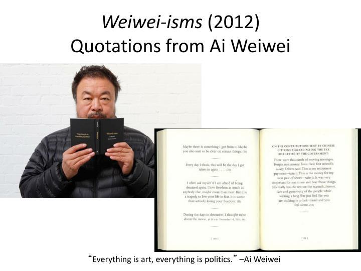 Weiwei