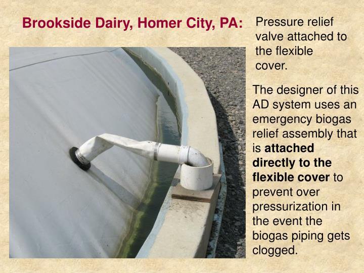 Brookside Dairy, Homer City, PA: