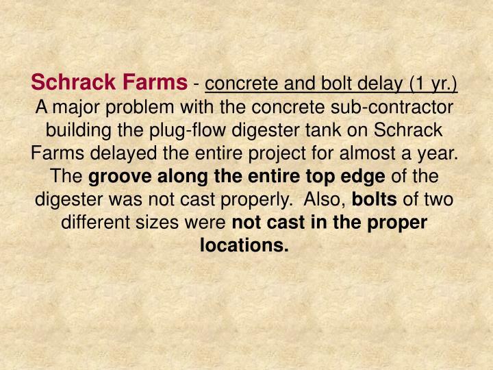 Schrack Farms