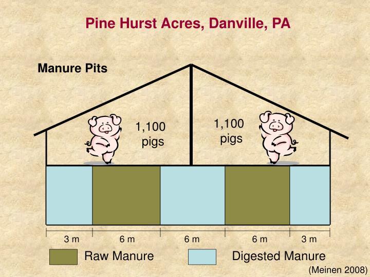 Pine Hurst Acres, Danville, PA