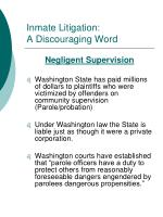 inmate litigation a discouraging word8