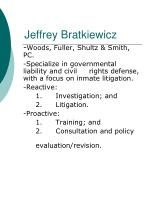 jeffrey bratkiewicz