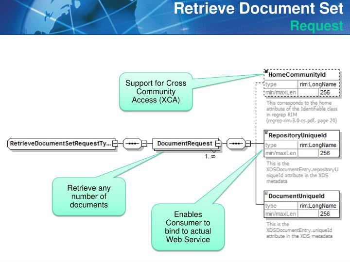 Retrieve Document Set