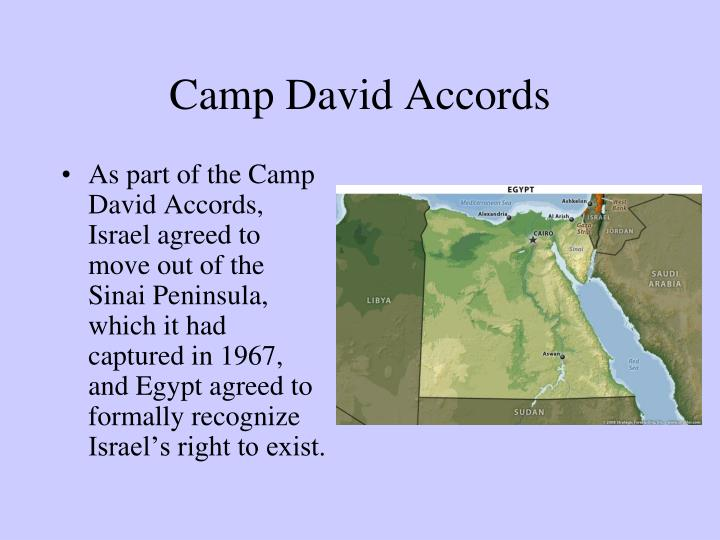 a history of the camp david accord Updated 10/2015 updated 10/2015 © 2000–2018 sandbox networks, inc, publishing as infoplease.