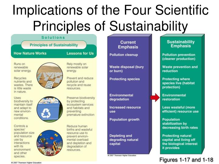 scientific principles of sustainability Healthier and more sustainable catering: nutrition principles the scientific  principles for developing nutrient-based standards for planning nutritionally  balanced.