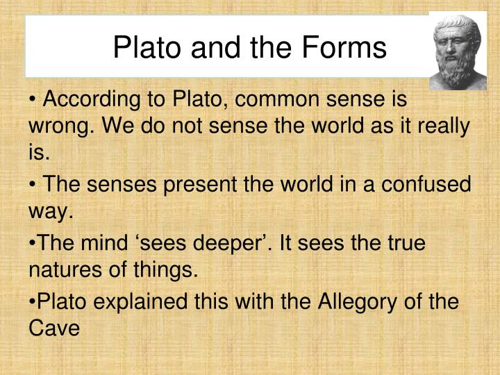plato and the forms Plato was the innovator of the written dialogue and dialectic forms in philosophy plato appears to have been the founder of western political philosophy, with his republic, and laws among other dialogues, providing some of the earliest extant treatments of political questions from a philosophical perspective.