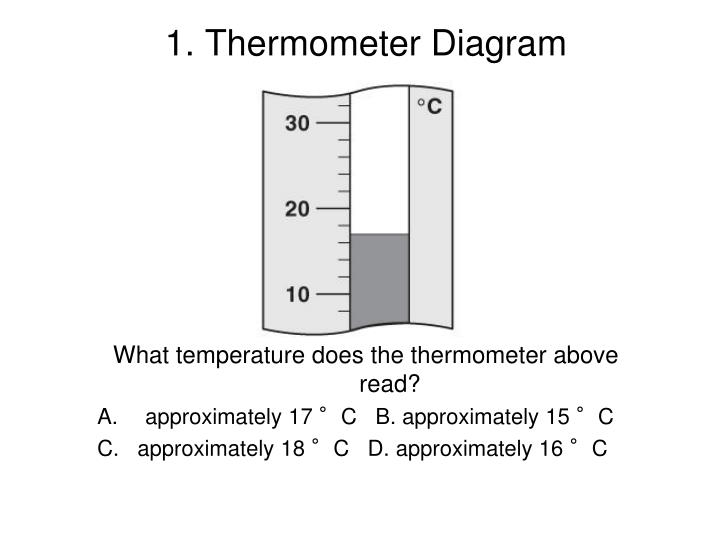 Ppt 1 thermometer diagram powerpoint presentation id6815808 1 thermometer diagram n ccuart Image collections