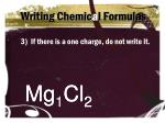 writing chemic a l formulas2