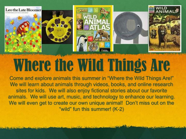 PPT - The Call of the Wild PowerPoint Presentation, free ... |Into The Wild Powerpoint