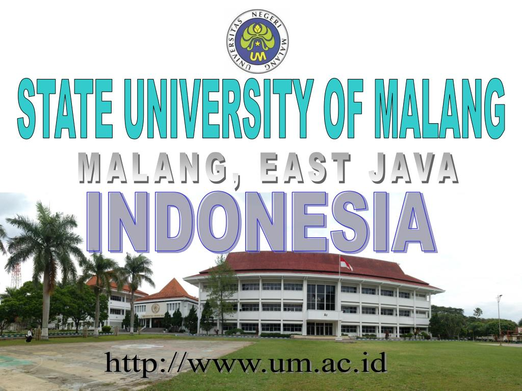 ppt state university of malang powerpoint presentation free download id 6817482 malang powerpoint presentation
