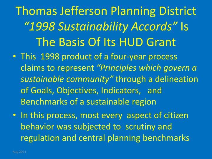 Thomas Jefferson Planning District