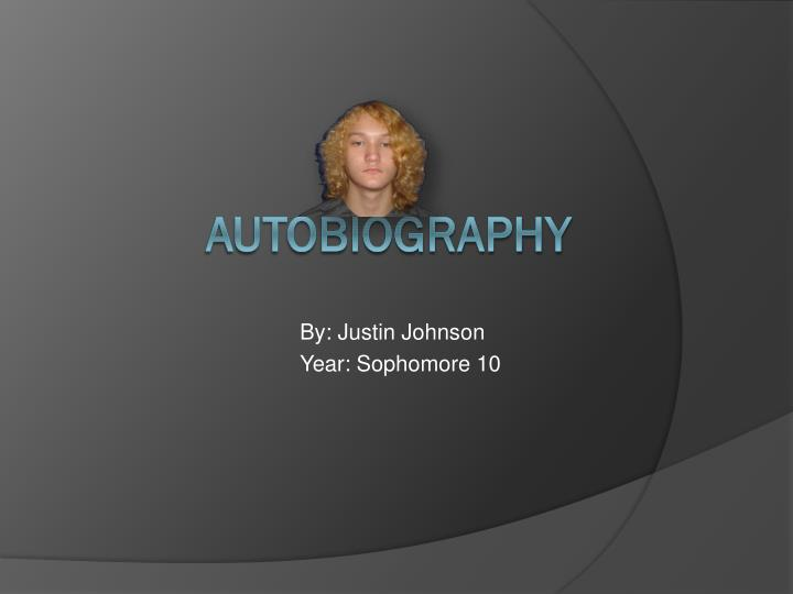 by justin johnson year sophomore 10 n.