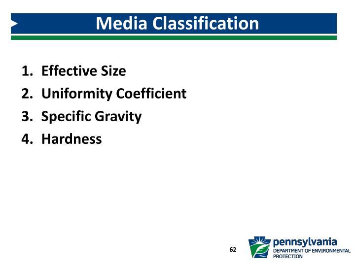 Media Classification