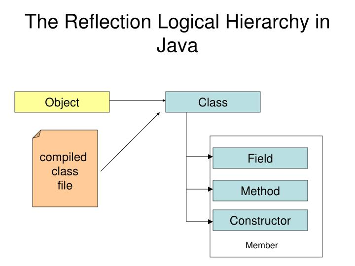 The Reflection Logical Hierarchy in Java