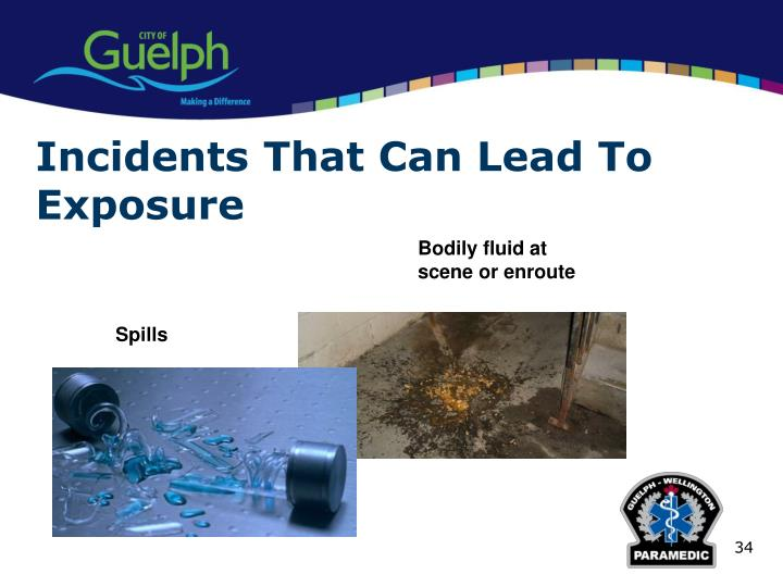 Incidents That Can Lead To Exposure