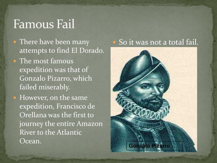 Famous Fail