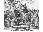 the june 10 1692 hanging of bridget bishop