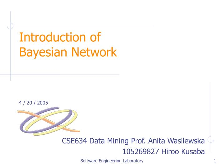 introduction of bayesian network n.