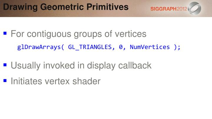 For contiguous groups of