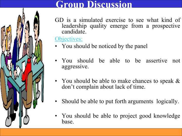 Group discussion1