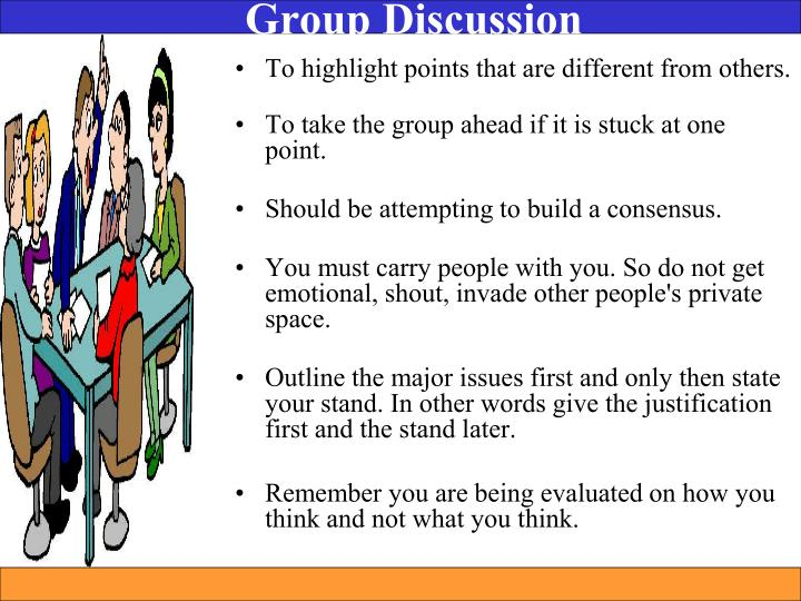 Group discussion2