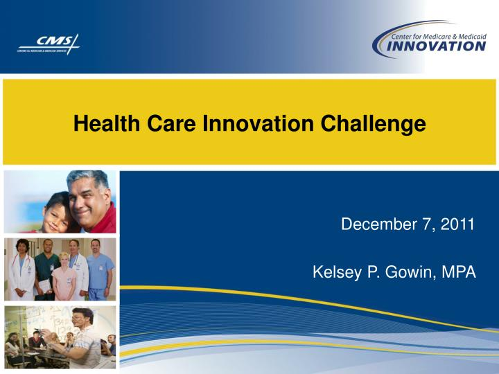 health care innovation challenge n.