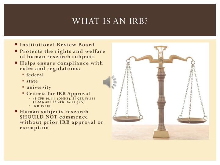 irb issues Explore the latest articles, projects, and questions and answers in irb, and find irb experts.