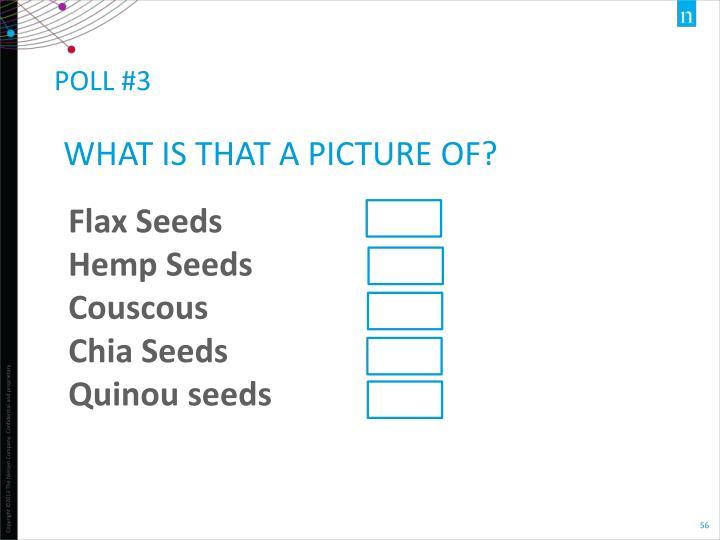 Poll #3