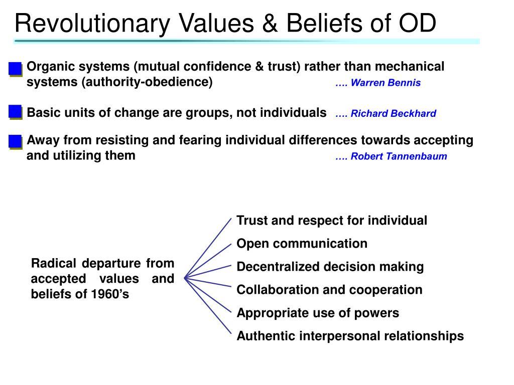 PPT - Organization Development PowerPoint Presentation - ID