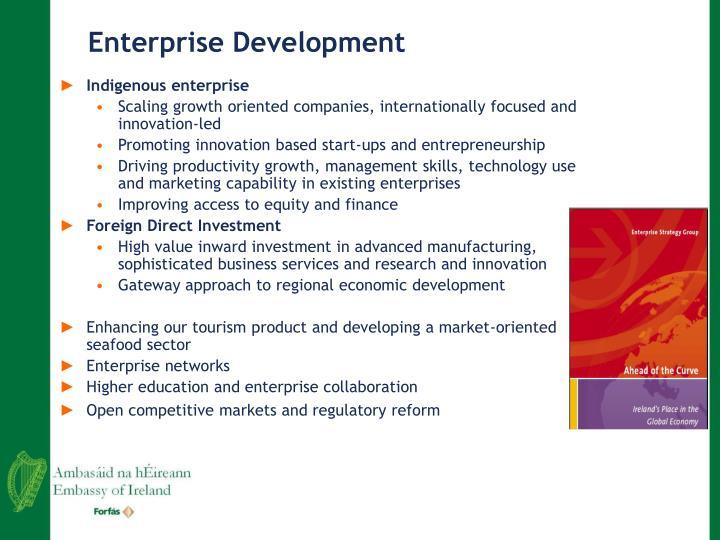 Enterprise Development